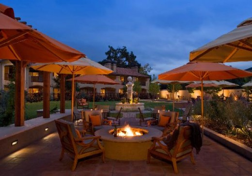 Napa Valley Lodge in Yountville, Ca