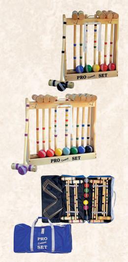 Pro Croquet Sets