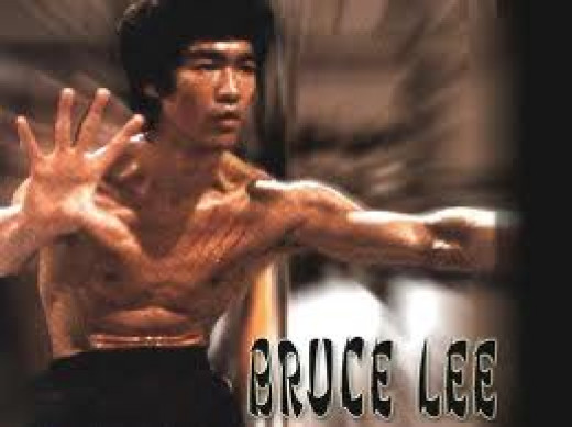 Bruce lee was a black belt in Kung Fu and was born in China. He taught Martial Arts to anyone wanting to learn.
