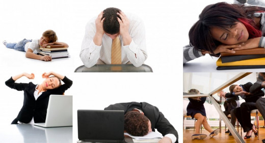 Is a depressing Monday morning dragging you down and making you feel sleepy?
