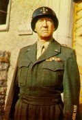 General George S Patton, 1945