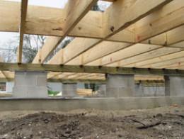 House plans pier foundation