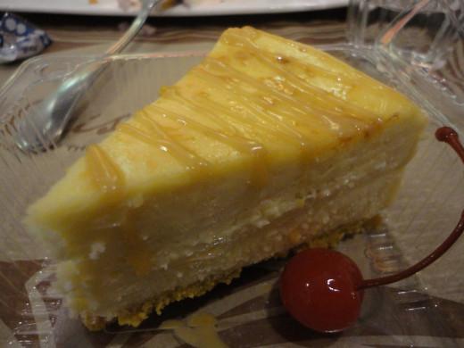 Quezo de Bola Cheese Cake