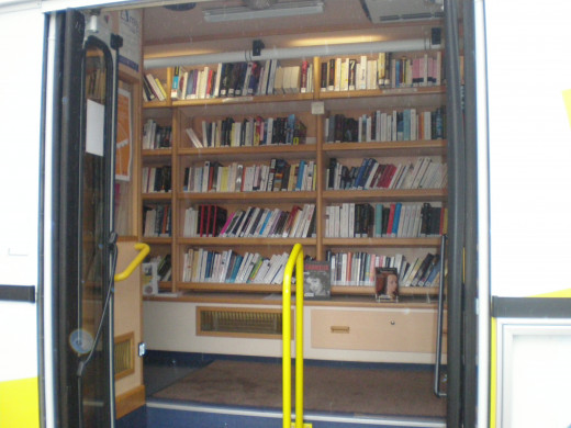 A closer look at the library bus