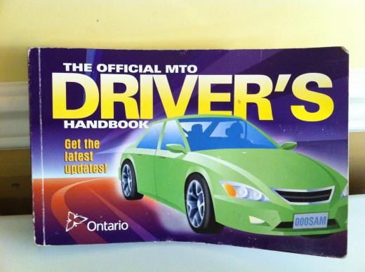 Ontario's Driver's Handbook