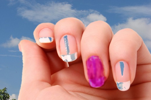 how to grow up nails faster