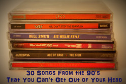 30 Songs From the 90's That You Can't Get Out of Your Head