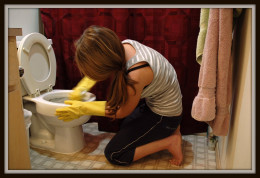 Are you tired of cleaning? Hire a maid to do the work for you!