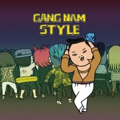 Has anyone seen the PSY Gangnam Style youtube video yet?