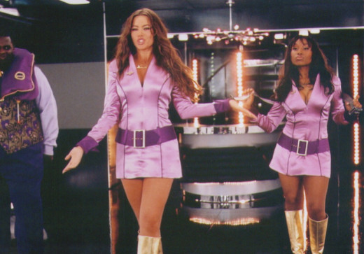 "Behind the scenes of ""Soul Plane,"" 2004"