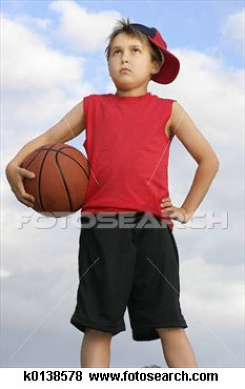 """Because of """"undersized"""", I was not allowed to play basketball..."""