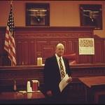 A Kansas County Courtroom