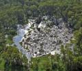 The Giant Louisiana Sinkhole in Assumption Parish