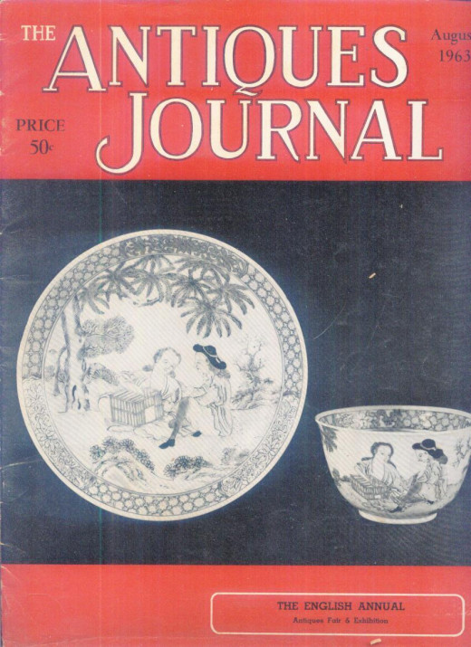 Collectible Antiques Journal Magazine