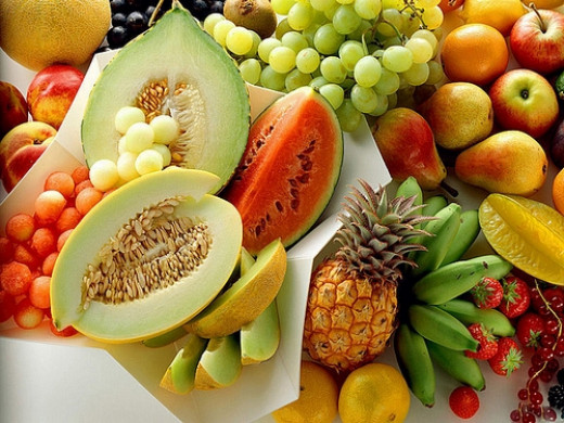 There is so many varieties of fruit to choose from. See the Tables for fruits listed for various criteria important for weight loss programs.