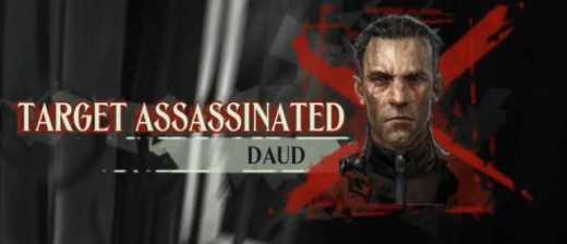 Dishonored Blood for Blood option - the hero must find and eliminate Daud.