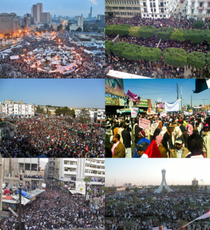 Arab Spring pictures