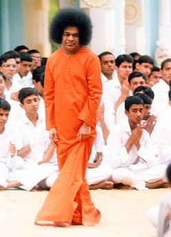 How to connect to God or one's Guru - by taking the first step