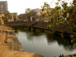 The Banganga water tank