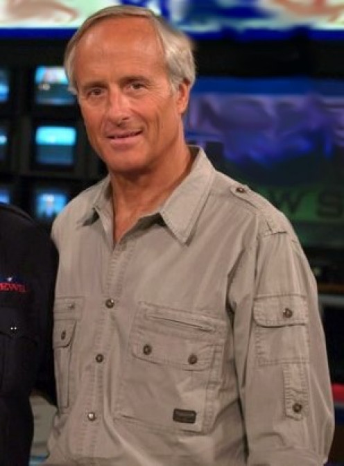 Jack Hanna, Director Emeritus, of the Columbus Zoo and Aquarium.