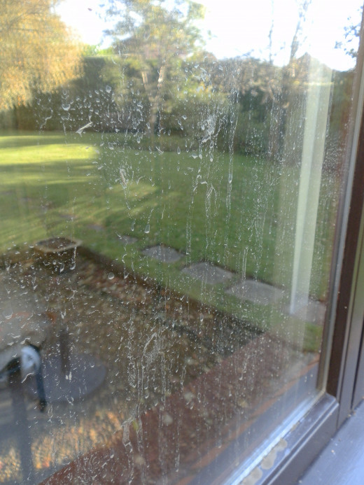 Dirty windows can be a nuisance - and so can getting them clean!