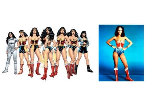 Wonder Woman / Lynda Carter