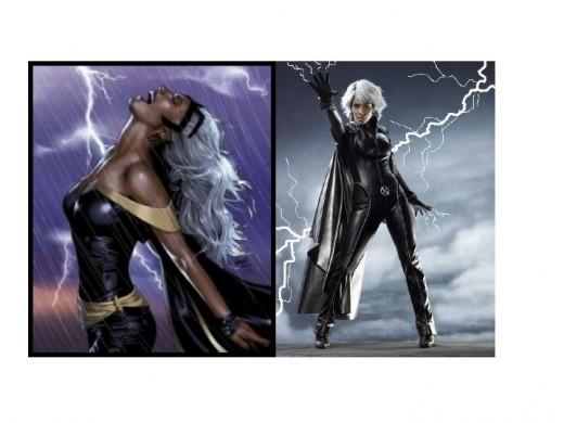 Storm / Halle Berry