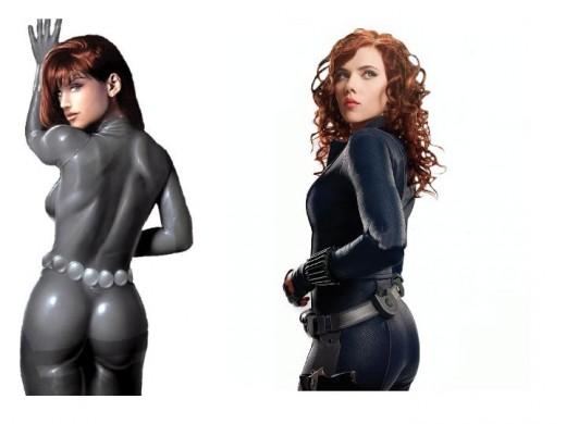 Black Widow / Scarlett Johansson