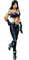 Psylocke Exiles Costume