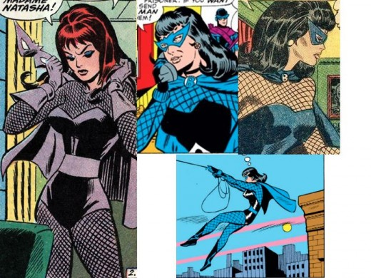 Original Black Widow Costume