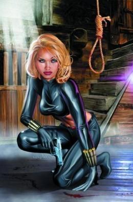 Yelena Belova as Black Widow
