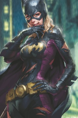 Stephanie Brown as Batgirl