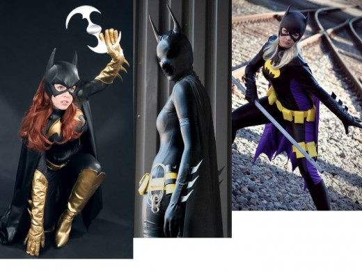 Batgirl Cosplay Costumes