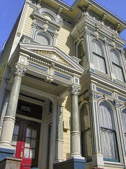 Another Italianate Style Victorian