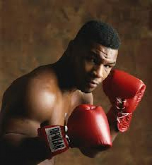 "Youngest Heavyweight Champion ever, Mike Tyson won The Heavyweight Crown at the age of twenty and he held it from 1986 until losing it in 1990 to James "" Buster"" Douglas."