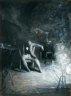 Examining Edgar Allan Poe's The Raven