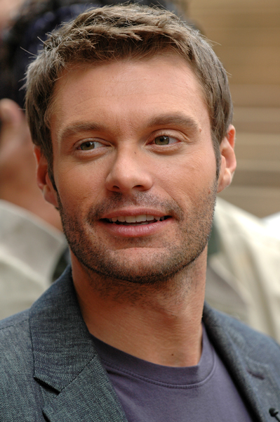 Ryan Seacrest is the host of American Idol.