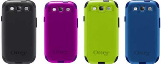 Colors for the Otterbox Commuter