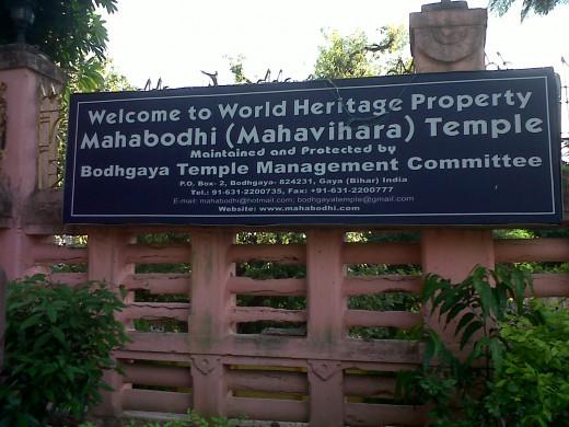 Bodh Gaya, Bihar, India