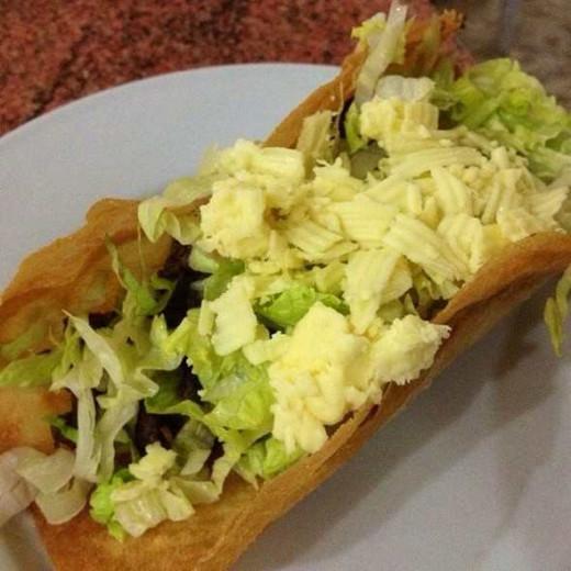 Jumbo Tacos