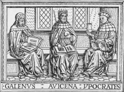 GALEN AVICENNA AND HIPPOCRATUS