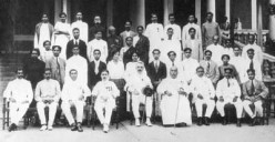 GRADUATES OF ECOLE DE PONDICHERRY