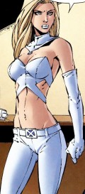 Emma Frost Headmistress Costume