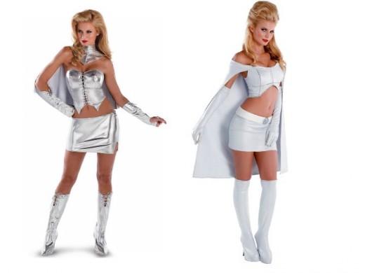 Emma Frost Halloween Costumes