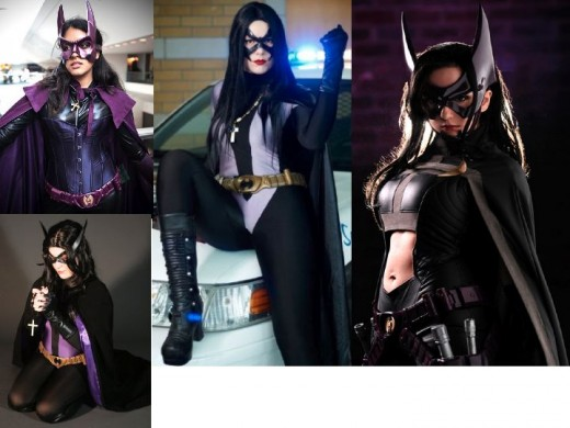 Huntress Cosplay Costumes