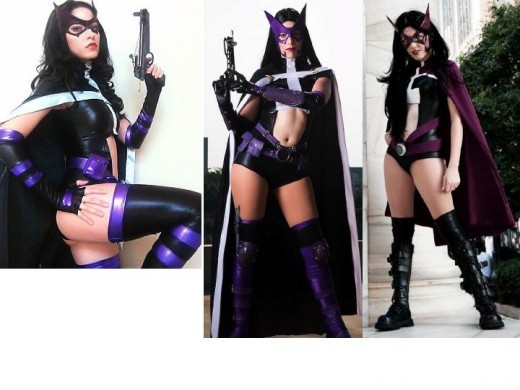 Jim Lee Huntress Cosplay Costume is the most popular.