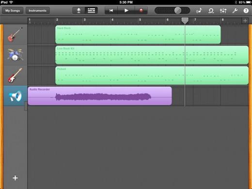 GarageBand By Apple For iPad
