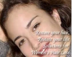 Reasons and solutions for Women's Hair Loss