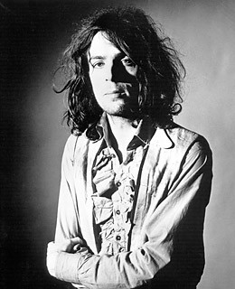 """Syd"" Roger Barrett, founder of Pink Floyd"