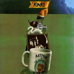 Concept Album Corner - 'Arthur (Or The Decline and Fall of the British Empire)' by The Kinks
